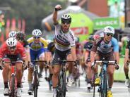 Schnellster im Sprint: Weltmeister Sagan feiert zweiten Sieg bei BinckBank-Tour