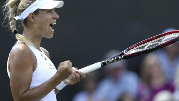 Tennis: Angelique Kerber verliert beim Turnier in Toronto gegen Stephens