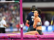 Leichtathletik-WM: Hochspringerin Jungfleisch verpasst WM-Medaille
