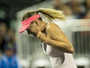 Teilnahme des Stars offen: Maria Scharapowa erhält Wildcard für USOpen