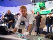 Mobilität der Zukunft: F1-Weltmeister Rosberg ist Fan der elektrischen Formel E