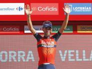 Contador kassiert Rückstand: Nibali feiert Tagessieg, Froome übernimmt Rot bei Vuelta