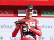 Trentin feiert Tagessieg: Toursieger Froome verteidigt Vuelta-Führung
