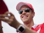 Großer Preis von Belgien: Vettel will WM-Vorsprung nach Sommerferien ausbauen
