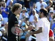Team Europa gegen Weltauswahl: Zverev freut sich auf Laver Cup mit Federer: «Dankbar»