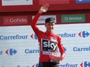 Pole Marczinski siegt: Froome bei Vuelta weiter vorn - Van Garderen stürzt zwei Mal