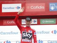 Trentin gewinnt 10. Etappe: Froome verteidigt Vuelta-Führung ohne Probleme