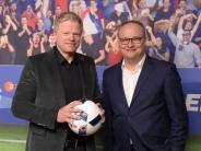 Sendezentrale in Baden-Baden: ARDund ZDFsparen bei Fußball-WM 2018