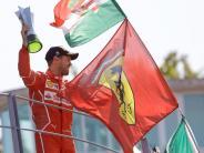 Formel 1: Sturz von WM-Spitze: Vettel warnt vor «Panik»