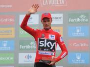 Froome verliert 42 Sekunden: Österreichischer Sieg bei Vuelta nach 82 Jahren