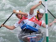 Weltcupfinale: Canadier-Duo Behling/Becker holt Gesamtweltcup im Kanuslalom
