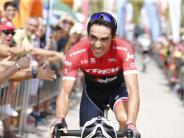 Spanien-Rundfahrt: Contador feiert Tagessieg - Froome vor Vuelta-Sieg
