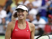 USOpen: Hingis/Murray gewinnen Mixed-Titel bei USOpen