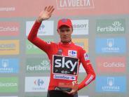 Brite auf Rekordfahrt: Froome zieht gleich mit Anquetil und Hinault