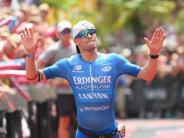 Auf Rügen: Hawaii-Mitfavorit Lange gewinnt Halb-Ironman