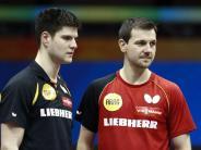 Nach zwei Final-Pleiten: Tischtennis-Team will EM-Titel zurück