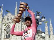 Radrundfahrt: Giro d'Italia startet 2018 in Israel