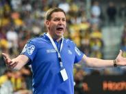 Steiniger Weg nach Köln: Deutsches Handball-Trio startet in Champions League