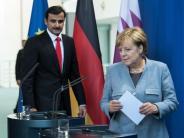 WM 2022: Merkel erwartet Verbesserungen für Katar-Gastarbeiter