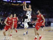 Spanien holt Bronze: Slowenien feiert erstes Gold bei Basketball-EM