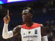 Hinter Alexei Schwed: NBA-Jungstar Dennis Schröder zweitbester Werfer der EM
