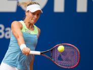 WTA-Turnier: Tatjana Maria scheitert in Südkorea früh