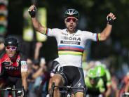 Rad-WM in Bergen: Alle jagen Sagan - «Auch mit Fieber Weltmeister werden»