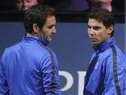 Angeblicher Erzrivale: Federer über Nadal: «Wir verstehen uns immer gut»