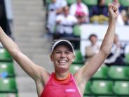 WTA-Turnier: Kerber-Bezwingerin verliert Finale in Tokio