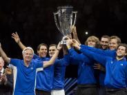 Nach Premiere in Prag: Federer als Fan - wie wichtig wird der Laver Cup?