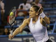 WTA-Turnier: Petkovic und Görges in Peking in Runde zwei - Witthöft raus