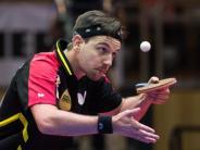 Tischtennis-Stars: Revanche geglückt: Boll schlägt Wunderkind Harimoto
