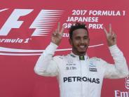 Formel-1-GP in Suzuka: Japan-Sieger Hamilton: «Immer noch ein langer Weg»