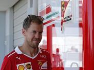 Ferrari-Krise: Kampf um WM-Titel: Vettels letzte Kraftanstrengung
