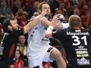 Champions League: Kiel trotz Niederlage im Aufwind - Flensburg zufrieden