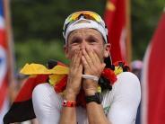 Ironman auf Hawaii: Herausforderer Lange: Beim Laufen will ich denTurbo zünden