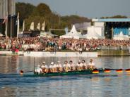 Weltmeisterboot gewinnt: Deutschland-Achter siegt zum 13. Mal auf Nord-Ostsee-Kanal