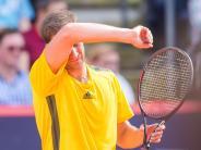 ATP-Turnier: Routinier Mayer scheitert in Antwerpen früh