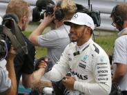 Formel 1: So wird Lewis Hamilton am Sonntag Weltmeister