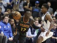 """Basketball: NBA-Profi Dennis Schröder von Festnahme unbeirrt: """"Es ist vorbei"""""""
