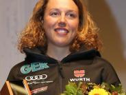Biathlon-Star: Laura Dahlmeier ist die DSV-Sportlerin der Saison