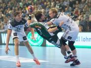 Handball-Bundesliga: Füchse neuer Tabellenführer - Flensburg und Melsungen siegen