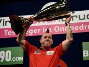 11:4-Sieg: German Darts Masters: Wright besiegt Taylor im Finale