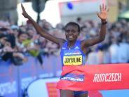 Neue Bestmarke: Jepkosgei stellt Halbmarathon-Weltrekord in Valencia auf