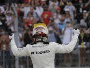 Formel 1: Hamilton siegt in Austin und steht vor dem nächsten Titelgewinn