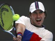 ATP-Turnier: Erstrunden-Aus für alle Deutschen in Basel