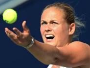 WTAFinals: Grönefeld scheitert - Venus Williams im Halbfinale