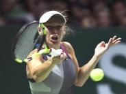 WTA Finals: Wozniacki und Venus Williams im Endspiel der WTA Finals
