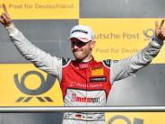 Nachfolger von Rosberg: DTM-Champion Rast ist ADAC-Motorsportler des Jahres 2017