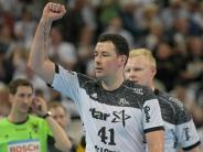 Champions League: THW Kiel gewinnt in Brest 25:24